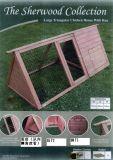 Het Konijnehok van het konijn (pcrh-8001)