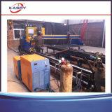 Bock-Metallrohr und Stahlplatte CNC-Plasma-Ausschnitt-Maschine