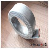 El conductor de aluminio reforzado de acero ACSR el cable eléctrico