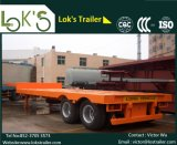 rimorchio di 2axles Lowdeck semi