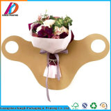 O papel portátil cortado descartável Sleeves o empacotamento do presente da flor do papel de embalagem