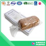 De plastic Zakken van het Voedsel op Broodje voor Supermarkt