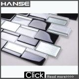 Q007 La franja mosaico de la imagen/ Mosaico de vidrio y pisos de baldosas de vidrio/ 5mm mini azulejos de mosaico pintura