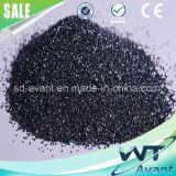 Carboneto de silicone preto abrasivo 98%Min do preto SIC para rodas de moedura
