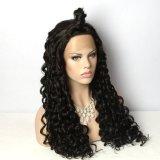 도매가 새로운 100% 브라질인 Virgin 사람의 모발 레이스 가발