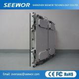 Haute luminosité SMD3535 P10 l'écran LED de location de plein air avec module de 320*320mm