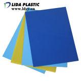 Pp- Bladen met de Prijs van de Fabriek, de Plastic Raad van pp