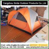Tente personnalisée campante d'impression de l'usager 190t de polyester de professionnel extérieur de taffetas