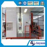 Revestimento de pulverizador do pó/linha de pintura automáticos para os perfis de alumínio
