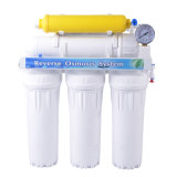 Sistema del purificador del agua del RO de Undersink sin la bomba