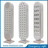 360 grados giran la luz Emergency baja del LED