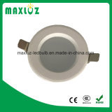 Dimmable LED abajo LED ahuecado 3inch ligero Downlight con Ce