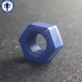 Noix Hex lourdes d'ASTM A194 2h/2hm gr. 8