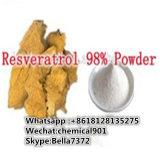 Melhor vendendo fora o pó branco Resveratrol CAS 501-36-0