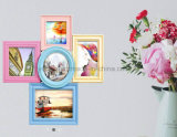 Пластичная Multi рамка фотоего коллажа украшения Openning домашняя