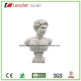 Best-seller Polyresin Dame Garden Statue voor Huis en OpenluchtDecoratie