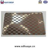 ステンレス鋼の装飾的なシートをエッチングする高品質レーザー