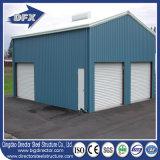Kommerzieller industrieller vorfabriziertstahlkonstruktion-Lager-Aufbau