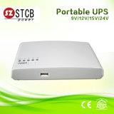 WiFi 대패 CCTV 12V 15V 24V DC를 위한 가장 작은 UPS 전력 공급