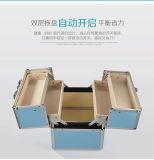 Caixa Multi-Functional de alumínio Lockable da caixa de armazenamento da composição do organizador