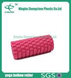 Rodillo de alta densidad de la espuma de la yoga de la terapia del músculo del ejercicio de la yoga del rodillo Textured de la espuma