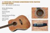 Гитара Sg028ae студента высокого качества Aiersi электрическая акустическая