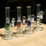 """Het """" glas van de diamant """" - de Kleurrijke Waterpijp van het Glas van Perc van de Koepel"""