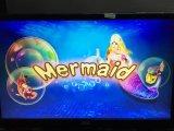 Macchina del cacciatore di pesca delle slot machine 3D della macchina del gioco di pesca della sirena