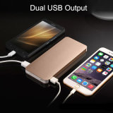 Power Bank 12000mAh Batterie externe portable Chargeur mobile Dual USB