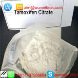 Цитрата Tamoxifen порошка стероидов эстрогена поставкы порошок Nolvadex анти- сырцовый