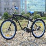 Велосипед пляжа батареи лития горячего сбывания 26 ' электрический для пользы песка (RSEB-1214)