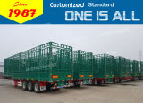 De Chinese Beste Verkopende Vrachtwagens van de Aanhangwagens van de Lading 35/40ton Semi Aanhangwagen Gebruikte