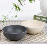 Le GV reconnu Chaud-Vendent grand saladier de vaisselle en bambou de fibre (YK-B20081)
