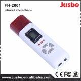 Fh-2001携帯用LCDの表示のスタジオの無線マイクロフォンの専門家