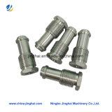Болты нержавеющей стали частей металла CNC высокой точности Costomized подвергая механической обработке