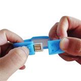 실리콘 소맷동 모양 팔찌 USB Memory 승진을%s 지팡이