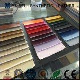 Cuero del sintético del PVC