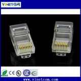 Premium UTP RJ45 Modular enchufes para Cat5e CAT6 Cable de red