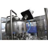 Máquina de engarrafamento de vidro da água mineral