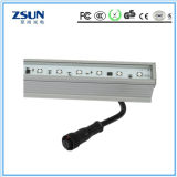 Indicatore luminoso lineare della rondella della parete di DMX512 LED