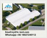 Grande tenda di cerimonia nuziale utilizzata per la tenda foranea della chiesa di evento di mostra e della festa nuziale