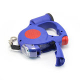 Retractable Dog Leash Bright LED Lanterna Destacável LED Dog Leash