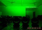 Tête mobile de lavage de la partie 10watt 4in1 DEL de la Chine 36 pour l'étape (HL-005YS)