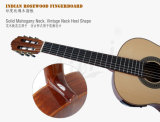 Guitare classique solide électrique fabriquée à la main de marque d'Aiersi première
