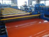 Hochwertiges gewölbtes Metallstahlfliese-Dach-Rolle, die Maschine bildet
