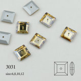 De Buitensporige Losse Juwelen van het kristal naaien-op Parels (DZ3031)