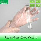 Phthalat-machen freie medizinische Krankenhaus-Prüfungs-Handschuhe Oberfläche glatt