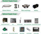 generador diesel silencioso de 50Hz 1500rpm 3phase 180kw