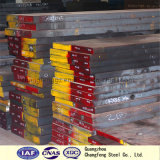 O trabalho frio da dureza elevada morre o aço (SKD12, A8, 1.2631)