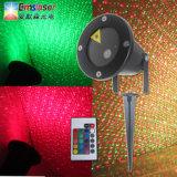 Effetto Twinkling dinamico della stella del giardino della luce laser del rifornimento diretto esterno impermeabile della fabbrica